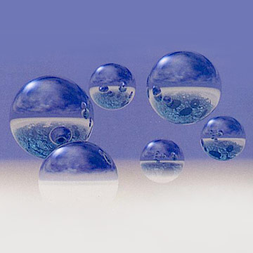 glass microspheres in china